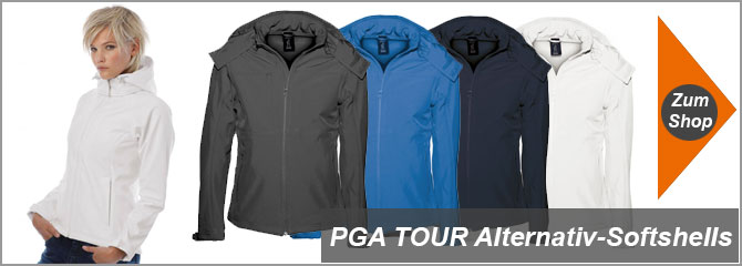 Softshell Jacken PGA Tour